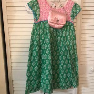Mini Boden Dress / Purse
